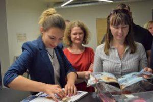 KTU pasveikino pirmuosius savo studentus Vilniuje