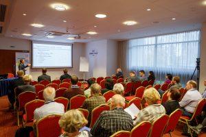 Tarptautinėje 25-ojoje informatikų konferencijoje – linkėjimai magiją paversti realybe
