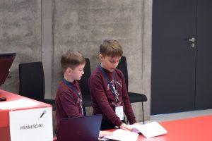 """""""Informiko žinių forumas"""" – konferencija sukvietusi dalyvius net iš 29 Lietuvos mokyklų"""